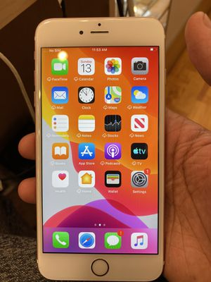 iPhone 6s Plus rose gold 16gb unlocked for Sale in Queens, NY