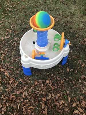 Baby Stroller and Kids Water Table Toy for Sale in Garden City, NY