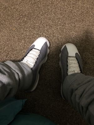 Jordan 13s wore them 3 times for Sale in Mount Clemens, MI