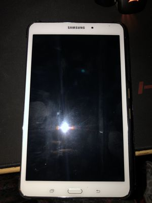 Tablet samsung tab4 brand new for Sale in La Habra Heights, CA