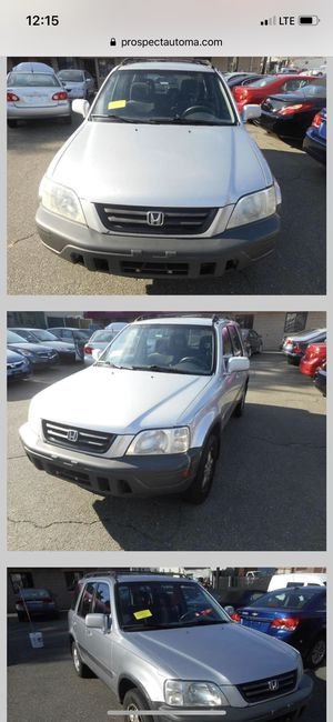 2001 Honda CRV AWD New Tires for Sale in Watertown, MA