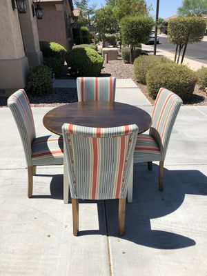 Model Home 5 Piece Dining Set for Sale in Goodyear, AZ
