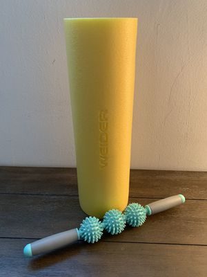 Foam Roller & Muscle Roller/Cellulite Massager for Sale in Burbank, CA