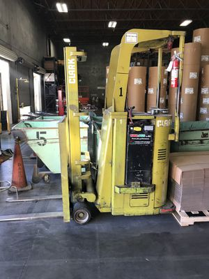 Clark. Forklift stand up for Sale in Lakeside, CA