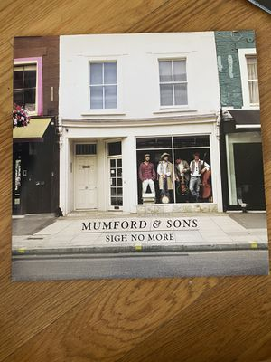 Vinyl- Mumford and Sons for Sale in Brooklyn, NY
