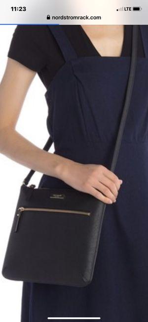 Black Kate spade crossbody bag for Sale in El Cajon, CA