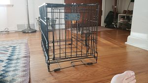 Small dog crate or kennel for Sale in Denver, CO