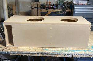 Custom box for 12s for Sale in Fresno, CA