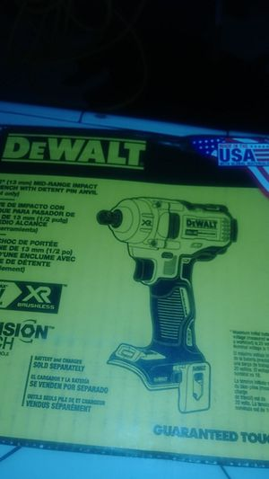 DeWalt 20v Precision Wrench for Sale in Bakersfield, CA