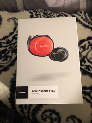 BOSE BLUETOOTH WIRELESS HEADPHONES! for Sale in Hollywood, FL
