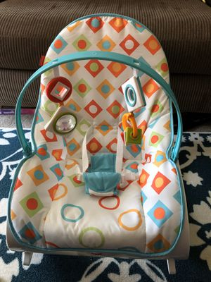 Fisher-Price Infant-to-Toddler Rocker for Sale in Columbia, MO