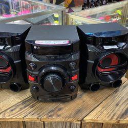 LG Mini-Stereo CM4360 for Sale in Dallas,  TX