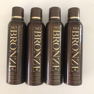 4 HEMPZ SoBronze Sunless Tanning Airbrush Spray for Sale in Paradise Valley, AZ