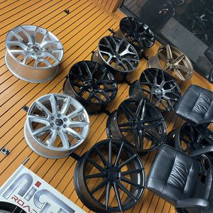 Rims Tires $50 Down Finance Available NO Credit Needed for Sale in San Jose, CA