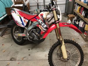 2007 Honda Crf 250X for Sale in Long Beach, CA