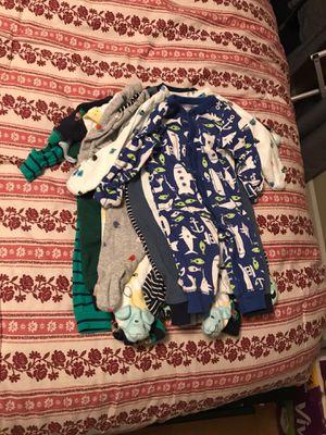 Baby Boy Sleepers (newborn) for Sale in OCEAN BRZ PK, FL