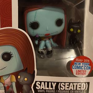 """2016 NewYork ComicCon Exclusive """"Sally(Seated)"""" Pop#209 for Sale in Sun City Center, FL"""