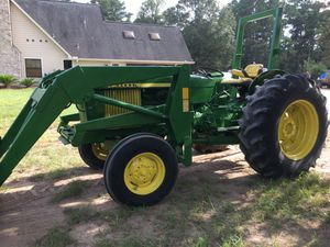 2030 John deer tractor with loader, diesel for Sale in Hockley, TX