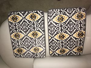 Two home decor area rugs for Sale in Raleigh, NC