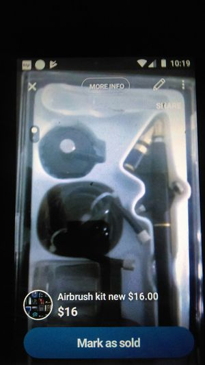 Air brush new $18.00 for Sale in Los Angeles, CA