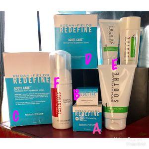 Rodan Fields Skincare R+F Wrinkle, Anti Aging for Sale in Red Oak, TX