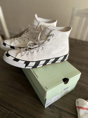 off white converse 2.0 size 10.5 for Sale in Tustin, CA