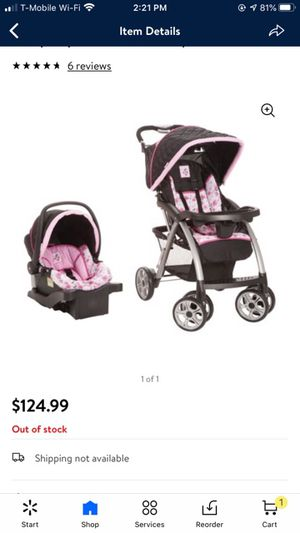 Set of stroller and car seat for Sale in Mechanicsburg, PA