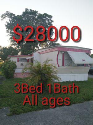 Mobile home for Sale in Miramar, FL