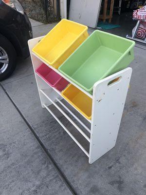 Kid toy rack for Sale in Riverside, CA