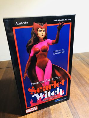 "Scarlet Witch 12"" tall for Sale in Spring, TX"