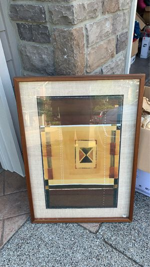 Picture frame for Sale in Redmond, WA