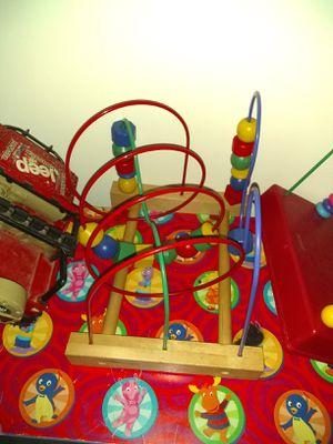 wooden kids developmental toy for Sale in Norwood, PA