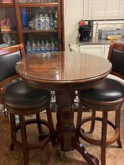 Table and two chairs for Sale in West Valley City,  UT