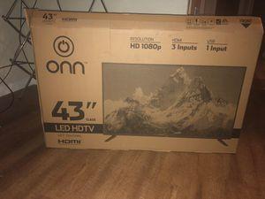 43 inch flatscreen Tv for Sale in Chico, CA