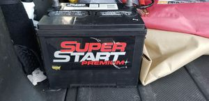 Super star premium car battery for Sale in Tualatin, OR