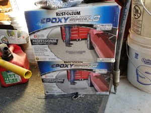 Garage epoxy kits for Sale in Valley Home, CA