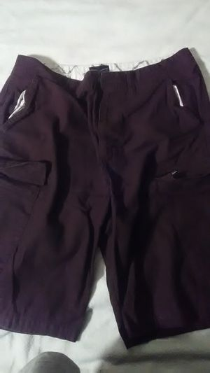 Men's 34 Vans brown cargo shorts for Sale in Wichita, KS