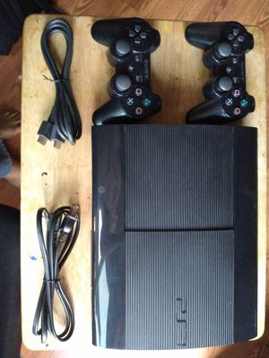 PS3 500GB with 65 games $325 obo for Sale in Redwood City, CA