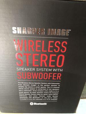 Wireless Speaker Subwoofer for Sale in Henderson, NV