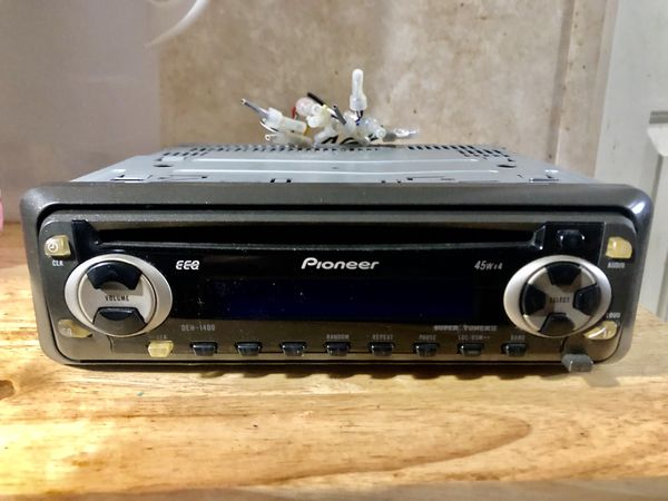 Pioneer Car Stereo Interface
