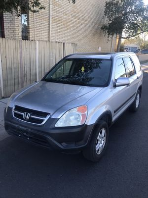Quality 2004 HONDA CRV 4WD CR-V well Maintained GREAT PERFORMANCE for Sale in Phoenix, AZ