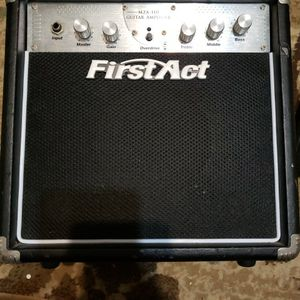 First Act Amplifier And Esteban Amplifier for Sale in Crestview, FL