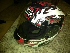HJC motorcycle helmet for Sale in Martinsburg, WV