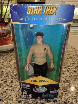 Mr. Spock Collectible Toy for Sale in Tustin, CA