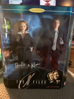 1998 xfiles Barbie and Ken for Sale in Wood Village, OR