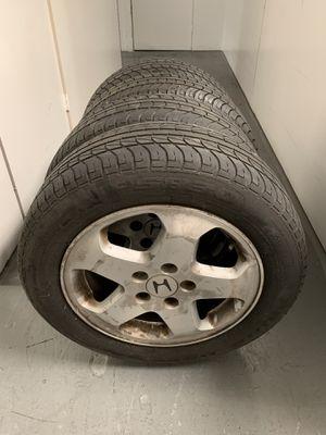 Honda Accord Rims/Tires for Sale in San Leandro, CA