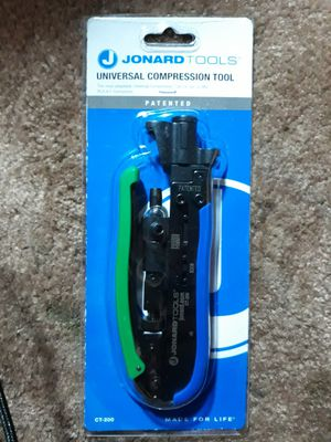 Jonard Tools- universal compression tool for Sale in Wilmington, CA