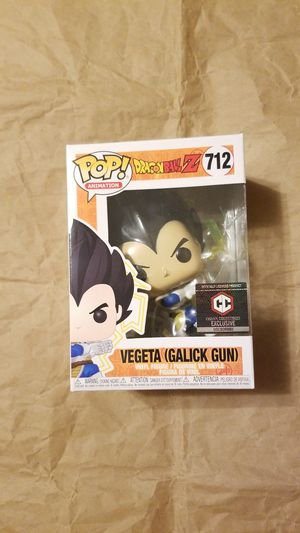 Dragonball Z Vegeta (Galick) Funko Pop for Sale in Norwalk, CA