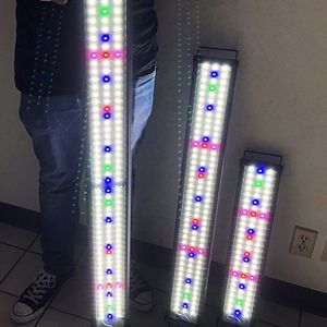 "(NEW) Aquarium LED Fish Tank Light 3 Sizes: ($35 for 24""-30""), ($45 for 36""-43"") and ($50 for 45""-50"") for Sale in South El Monte, CA"