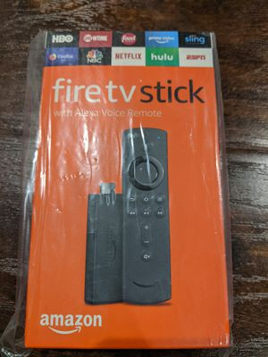 New Sealed Amazon Fire TV Stick for Sale in Sugar Land, TX